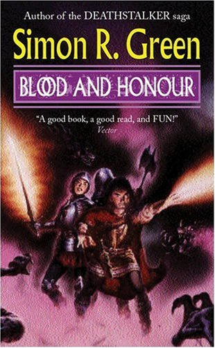Blood and Honour - The second book from the Forset Kingdom of books.