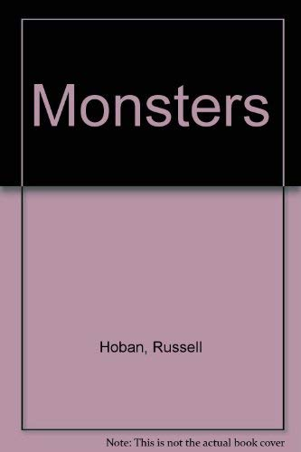 9780575055780: Monsters