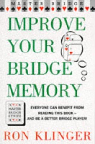 9780575056398: Improve Your Bridge Memory (Master Bridge Series)