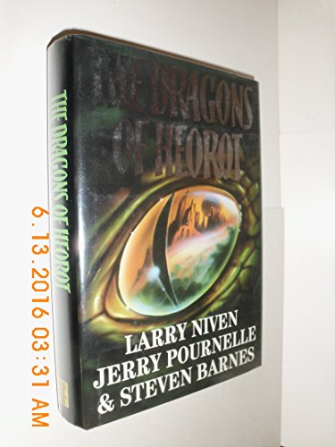 The Dragons of Heorot (signed),: NIVEN, Larry (SIGNED),