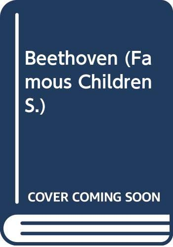 9780575057715: Beethoven (Famous Children)
