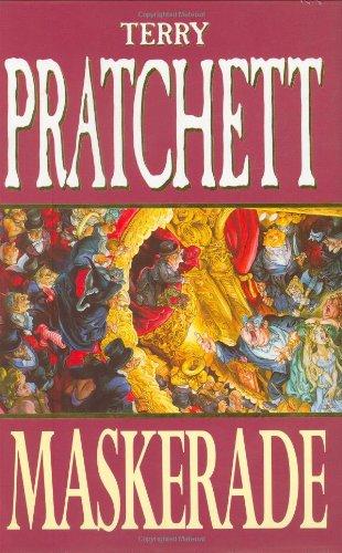 Maskerade: Pratchett, Terry