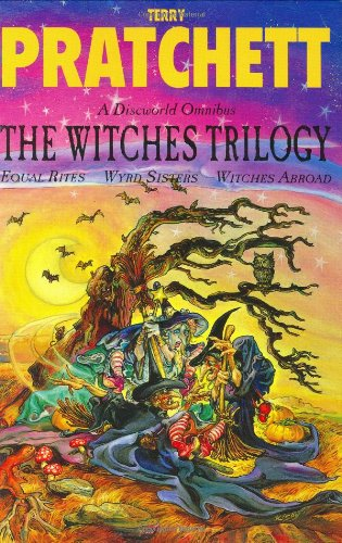 9780575058965: The Witches Trilogy: A Discworld Omnibus: Equal Rites, Wyrd Sisters, Witches Abroad