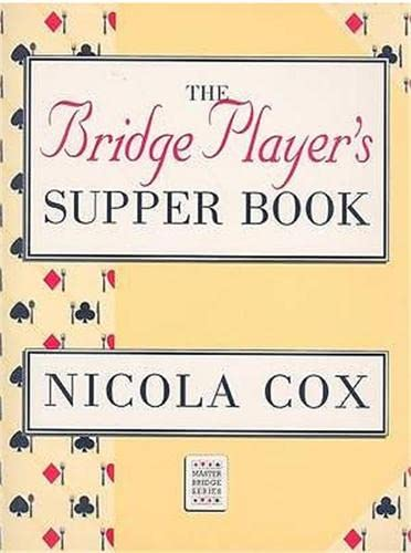 9780575059450: Bridge Player's Supper Book (MASTER BRIDGE)