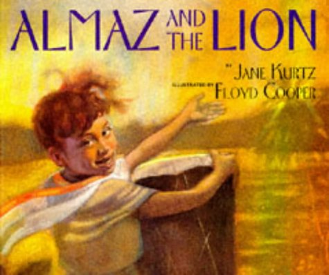 9780575062160: Almaz and the Lion