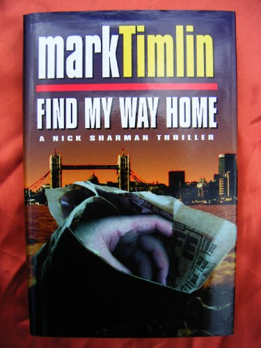 Find My Way Home: Timlin, Mark