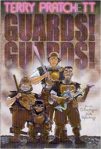 9780575063020: Guards! Guards! A Discworld Graphic Novel