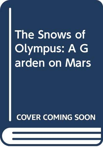 9780575063228: THE SNOWS OF OLYMPUS.