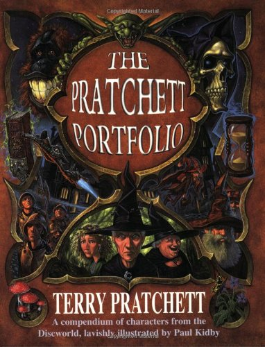 9780575063488: The Pratchett Portfolio: A Compendium of Discworld Characters (GOLLANCZ S.F.)