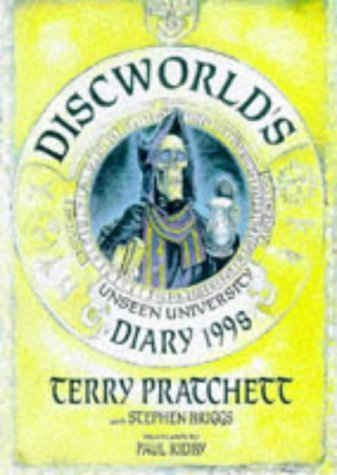 9780575065512: Discworlds Diary Unseen University