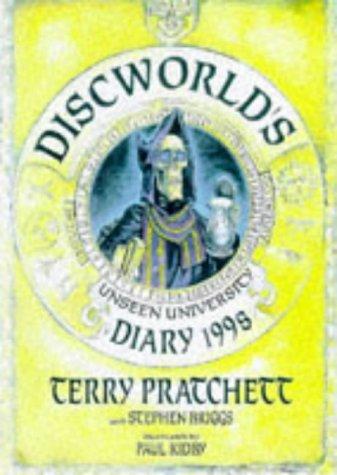 9780575065512: Discworlds Diary Unseen University