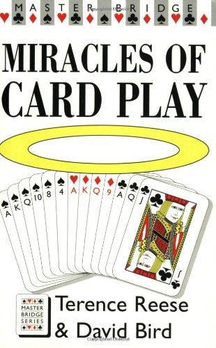 9780575065949: Miracles of Card Play (Master Bridge Series)
