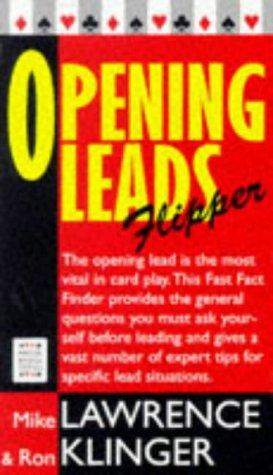 9780575066311: Opening Leads Flipper