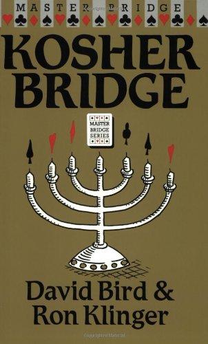 Kosher Bridge (Master Bridge Series): Bird, David, Klinger, Ron