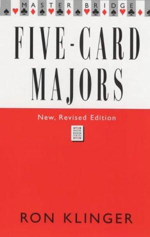 9780575068469: Five-Card Majors (Master Bridge Series)