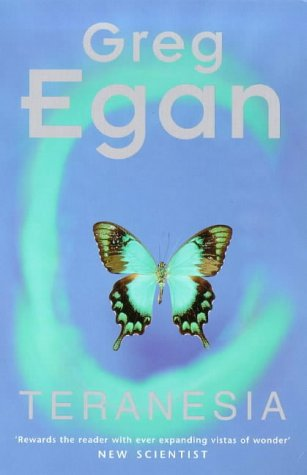 Teranesia (0575068558) by Egan, Greg