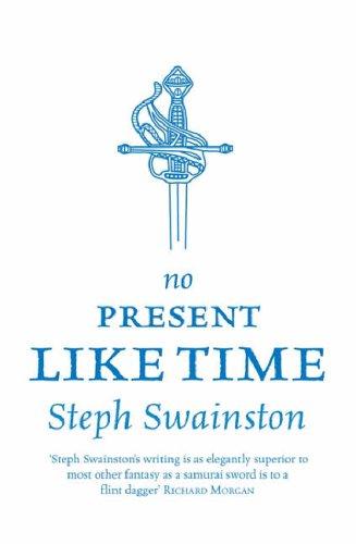 9780575070066: No Present Like Time (GOLLANCZ S.F.)