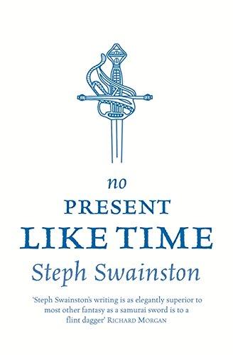NO PRESENT LIKE TIME: Swainston, Steph.