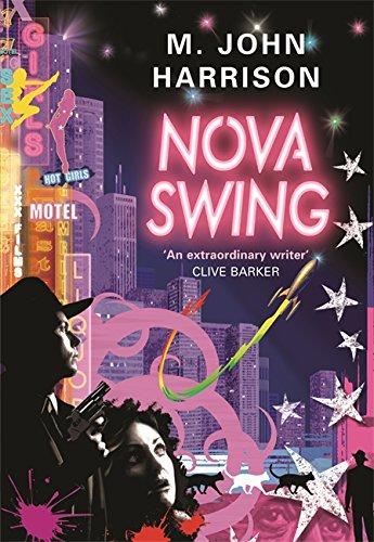 9780575070271: Nova Swing (GOLLANCZ S.F.)