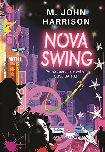 9780575070271: Nova Swing (Gollancz)