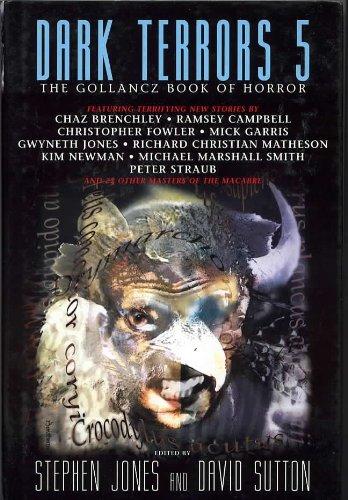 9780575070486: Dark Terrors 5: The Gollancz Book of Horror: v. 5