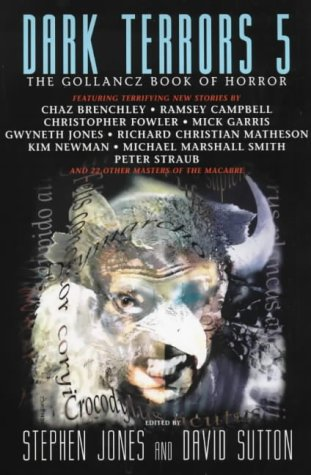 9780575070493: Dark Terrors 5: The Gollancz Book of Horror: v. 5