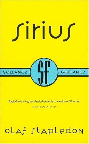9780575070578: Sirius (Gollancz Collectors' Editions)