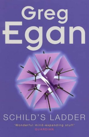 SCHILD'S LADDER: Egan, Greg