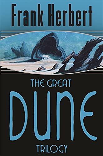 9780575070707: The Great Dune Trilogy: Dune, Dune Messiah, Children of Dune