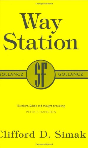 9780575071384: Way Station (SF Collector's Edition) (Gollancz Collectors' Editions)
