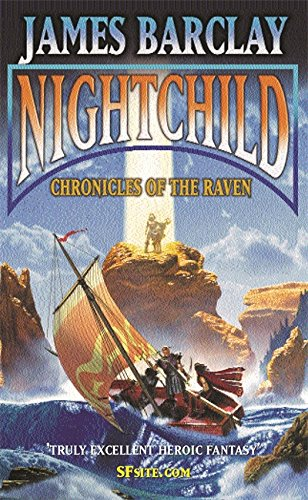 9780575072152: Nightchild: The Chronicles of the Raven 3 (GOLLANCZ S.F.)