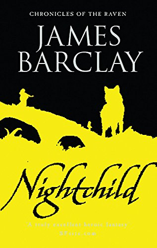 9780575073005: Nightchild: The Chronicles of the Raven 3 (GOLLANCZ S.F.)