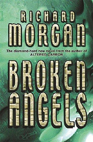 9780575073241: Broken Angels (GOLLANCZ S.F.)