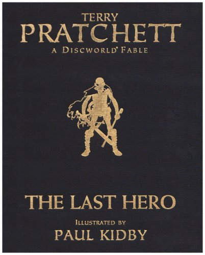 9780575073708: The Last Hero (GOLLANCZ S.F.)