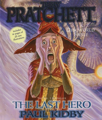 9780575073777: The Last Hero (Gollancz)