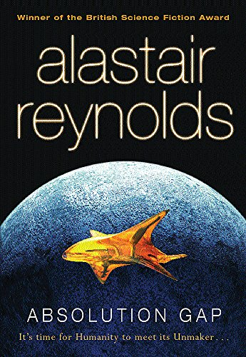 Absolution Gap: Alastair Reynolds
