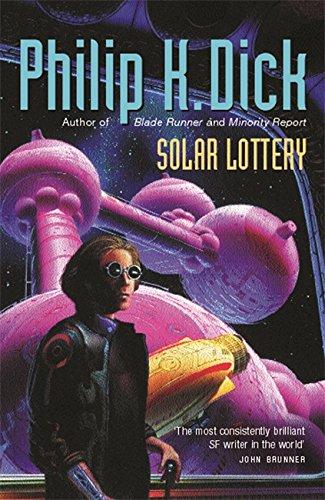 9780575074552: Solar Lottery (Gollancz)