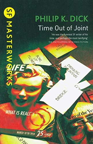9780575074583: Time Out Of Joint (S.F. Masterworks)
