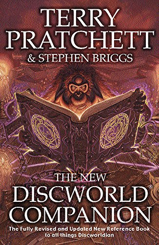 9780575074675: The New Discworld Companion (GOLLANCZ S.F.)