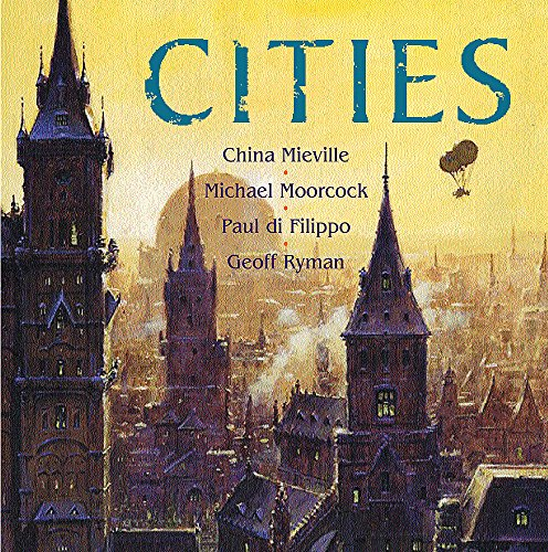 "Cities (""The Tain"", ""Firing the Cathedral"", ""A: Peter Crowther,Paul di"