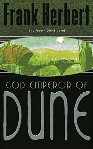 9780575075061: God Emperor of Dune (Gollancz)