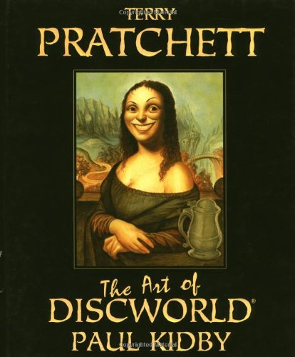 9780575075115: The Art of Discworld (GOLLANCZ S.F.)