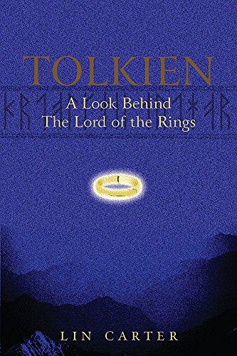 9780575075481: Tolkien: A Look Behind
