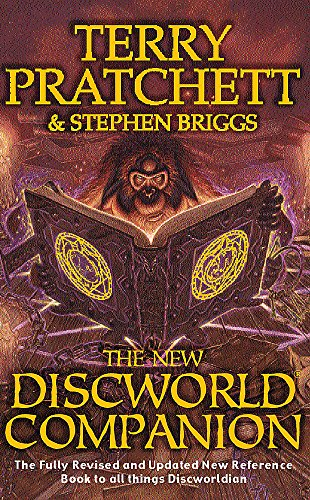 9780575075559: The New Discworld Companion (GOLLANCZ S.F.)