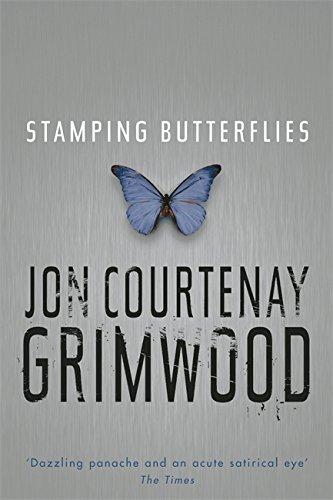 Stamping Butterflies: Grimwood, Jon Courtenay