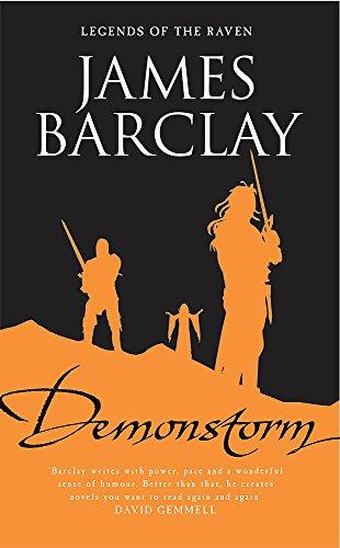 9780575076334: Demonstorm (Legends of the Raven)