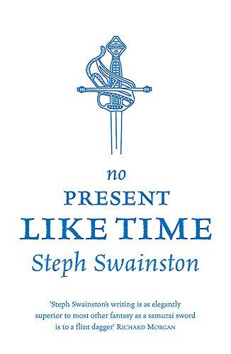 9780575076419: No Present Like Time (GOLLANCZ S.F.)