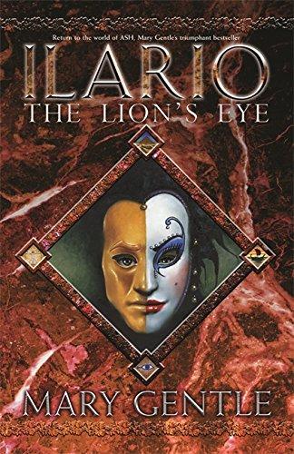 9780575076600: Ilario: The Lion's Eye (Gollancz S.F.)