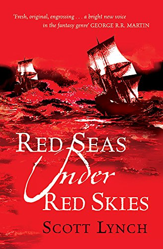 9780575076952: Red Seas Under Red Skies (GollanczF.)