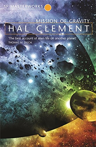 9780575077089: Mission Of Gravity: Mesklinite Book 1 (S.F. MASTERWORKS)